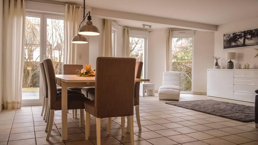 La Frégate - Belle maison à 10mn du centre-ville - Ostwald - Ev