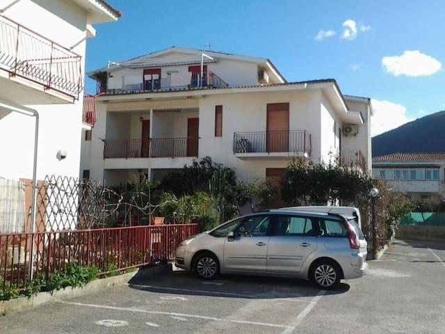monolocale mare - Mongiove di patti - Wohnung