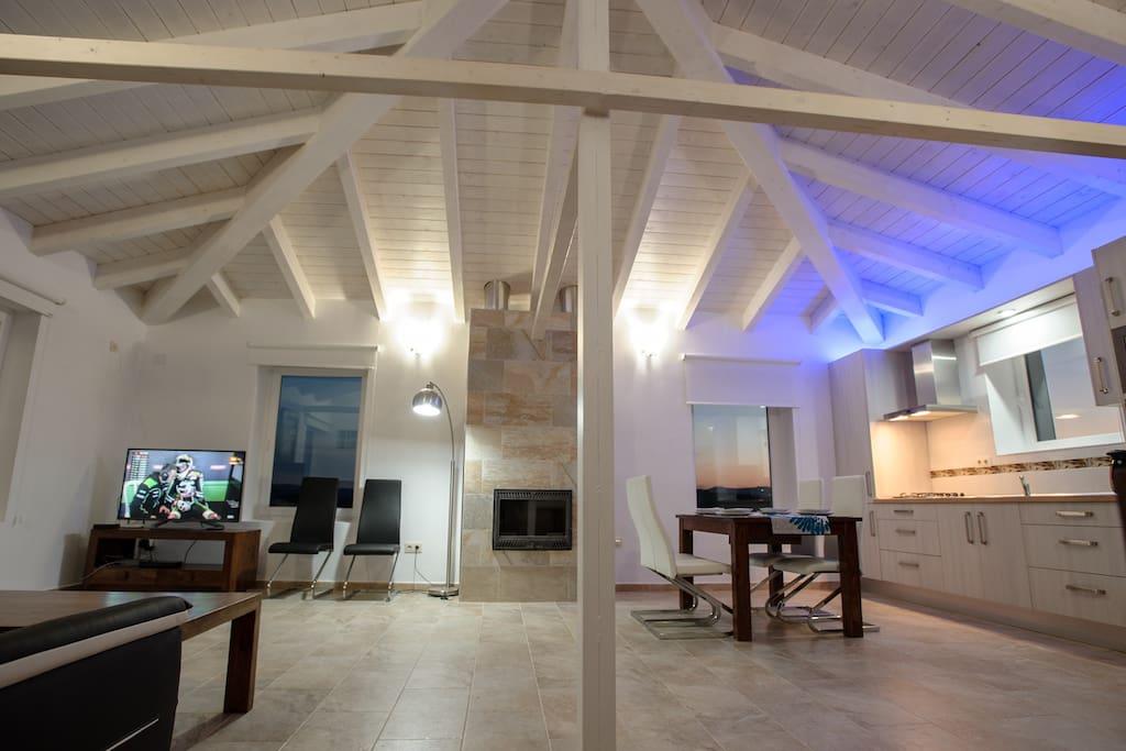 Vivienda rural blancares casa b casas en alquiler en for Pisos alquiler alcala la real