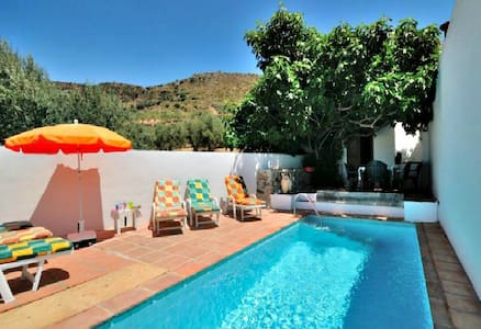 Charming country house, sleeps 6 - Comares - Talo