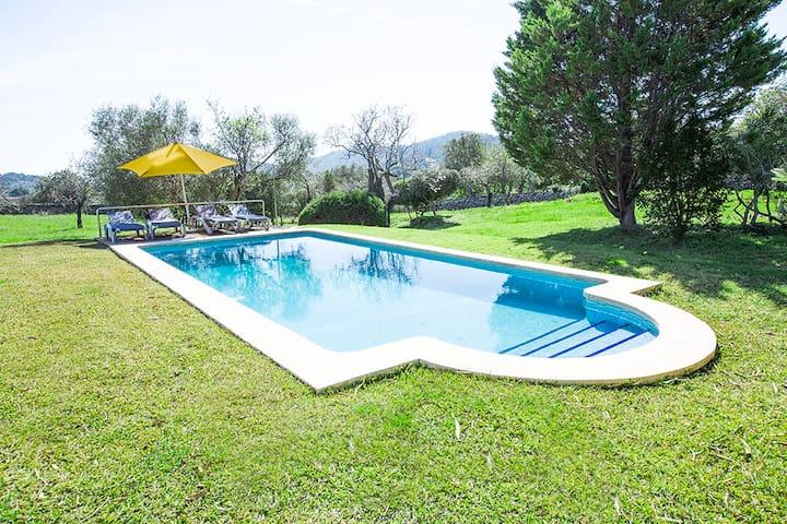 Ca n'Andreu - 0807 - Capdepera - Huis
