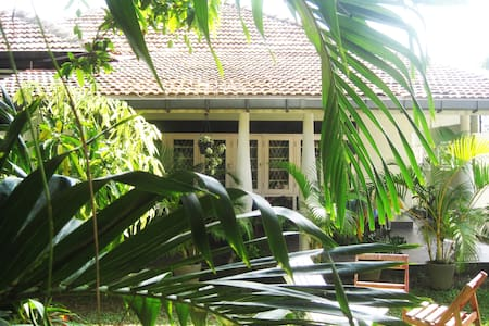 Leisure villa near by the beach A/C - Negombo - Villa