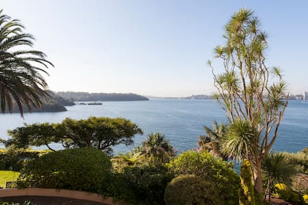 Sydney Harbour luxury apartment - Mosman