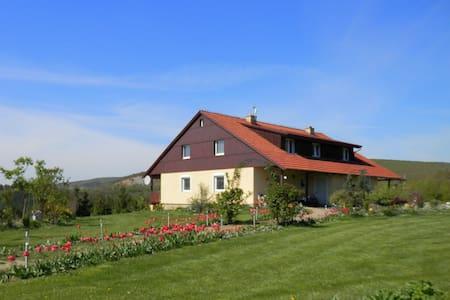 Apartment Boroví, Karlštejn-Srbsko - Karlštejn - Haus