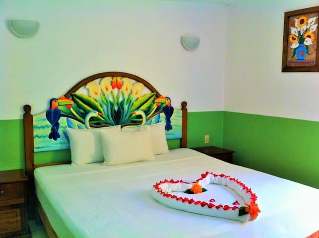Hotel Casa de la Palma (Double room)