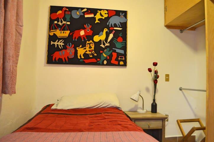 Habitación privada al norte de la Ciudad - Mexico City - Hus
