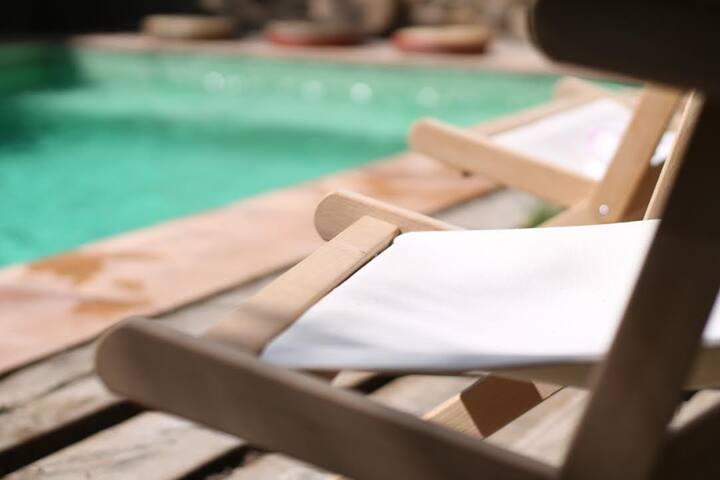 Casamigdia chambre hôte piscine Costa Brava (paco)