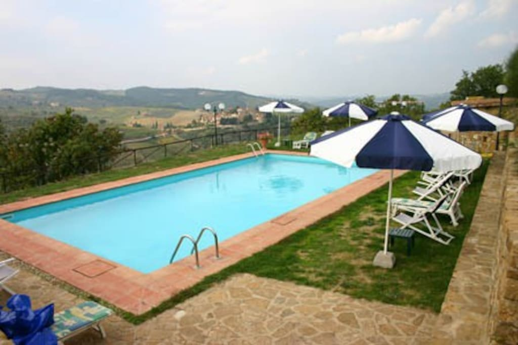View of the Swimming-pool
