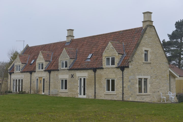 Rural Retreat set in a conservation area.