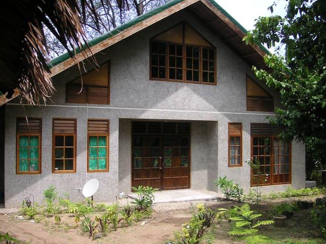 absolute Ruhe - Sibuyan Island - - San Fernando - House