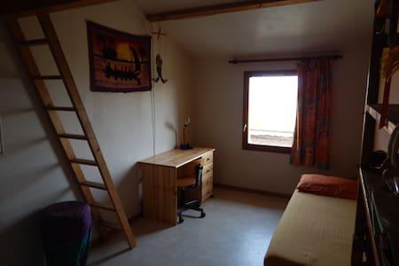 chambre chez l'habitant au calme - Villefontaine