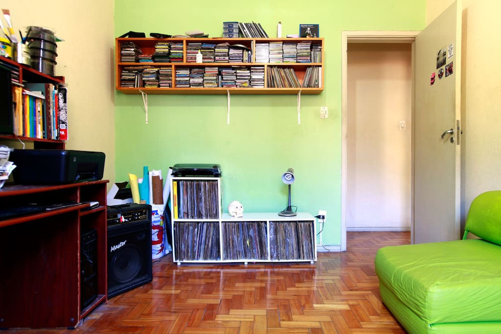 And some records, like Studio One Stuff.