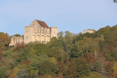 Habitation de charme Lac Beauséjour - Saint-Rémy-lès-Chevreuse - Ház