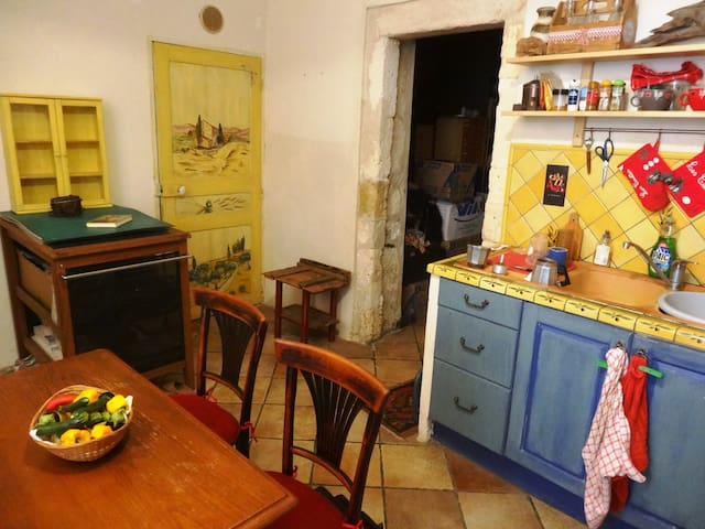 Hébergement dans le centre historique d'Arles
