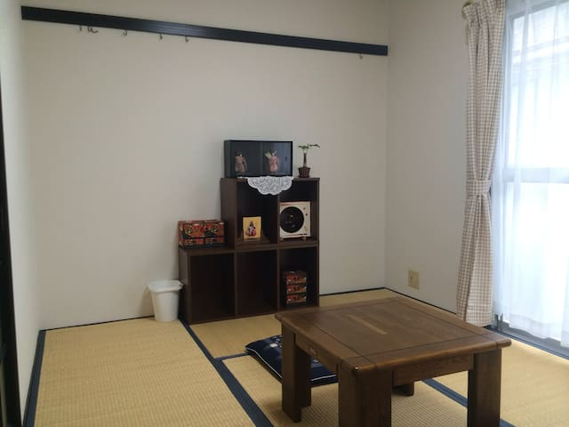 A self contained flat in SAKAI city