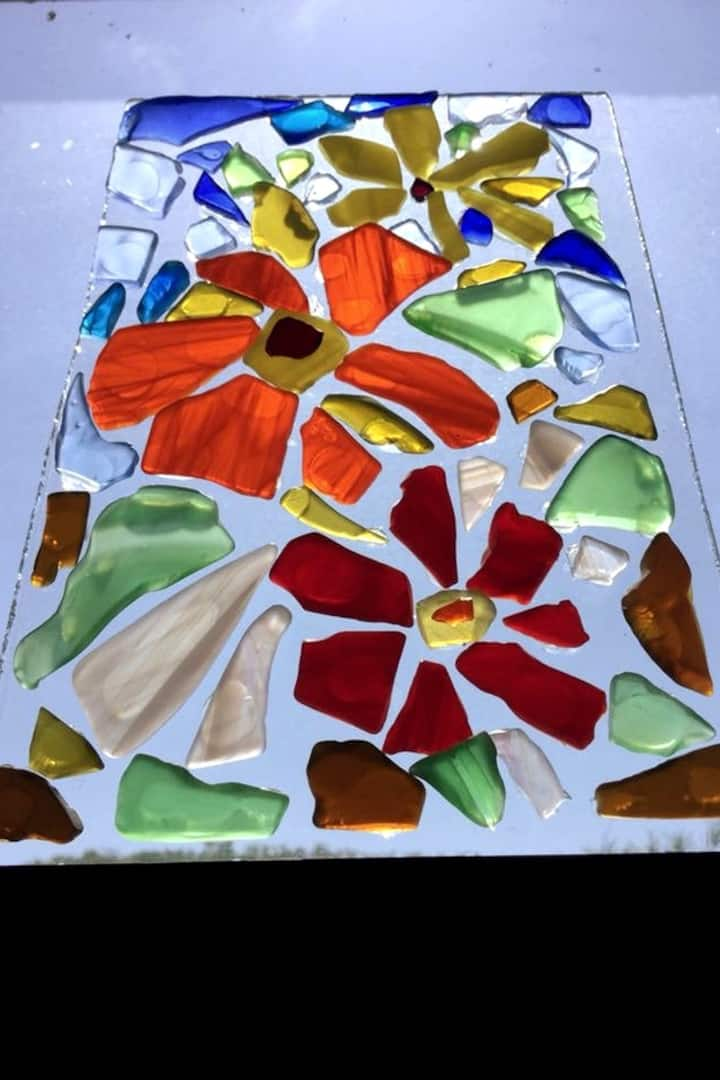 Beach Glass Workshops