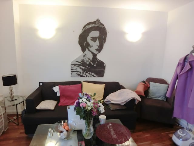 One lovely room in my apartment - Londres - Apartamento