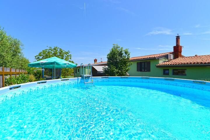 """""""1504"""" Villa for 7 people with swimming pool"""