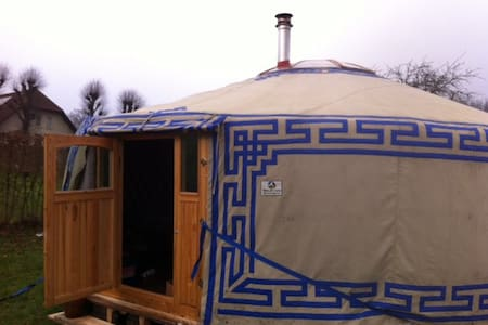 Natuur Yoga Oer-zijn in Yurt Nijmegen Groesbeek - Groesbeek