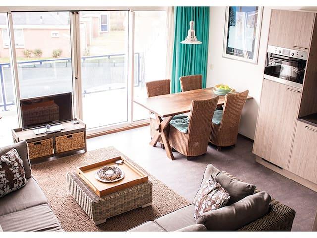Seinpost 26 direct aan het strand en het centrum - Callantsoog - Wohnung