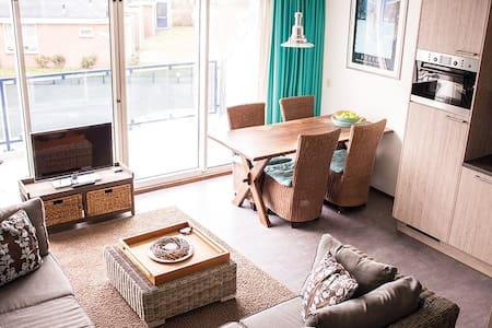 Seinpost 26 direct aan het strand en het centrum - Callantsoog - Apartemen