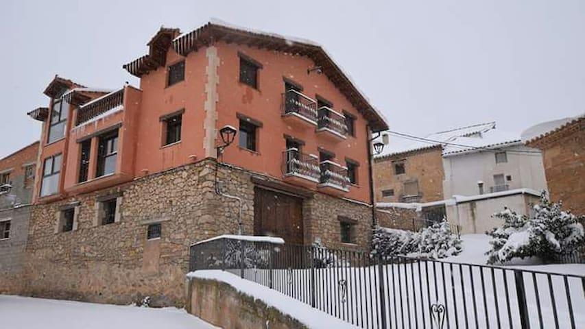Casa rural de gran lujo hasta 18 personas