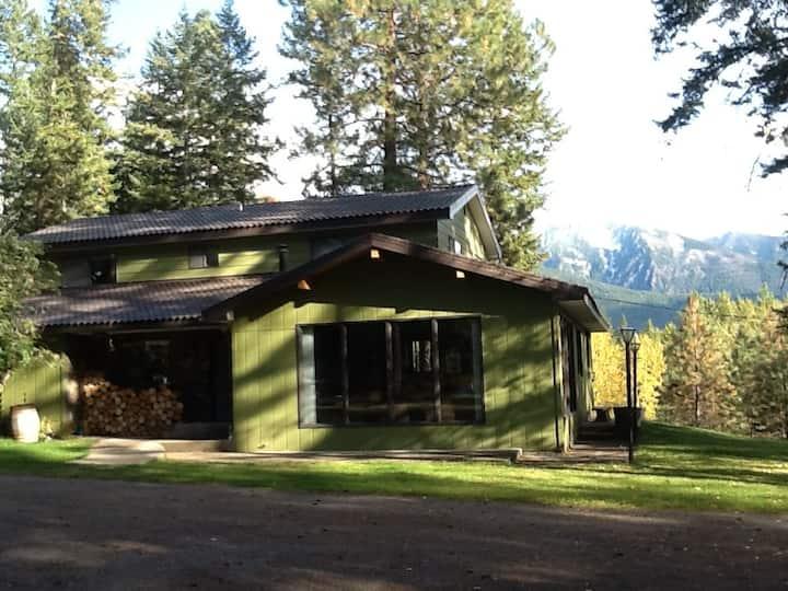 Raven's Ridge MT: Forest View