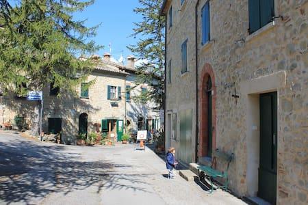 Appartamento Belvedere nel centro storico - San Leo - Wohnung