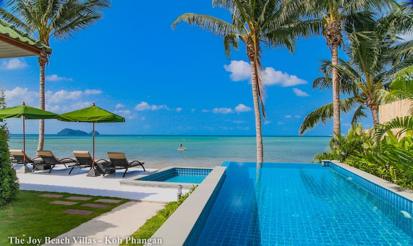 Joy Beach Villas Beachfront