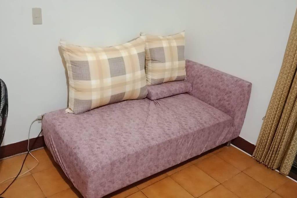 客廳的沙發