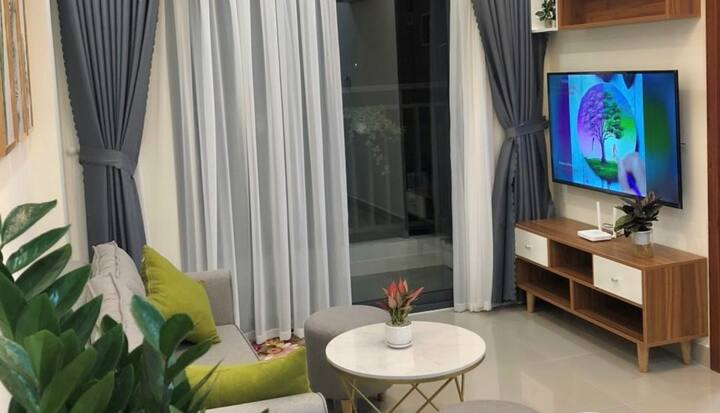 Thinh Phat Apartment 01 | 2 Bedrooms & Balcony