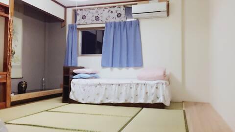 和式洋式综合房间!