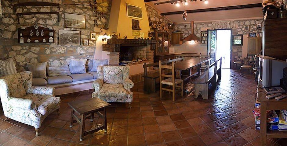 Agriturist Prile - Living room shared