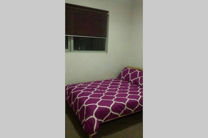 Double Bedroom - suitable for a single looking for more bed space or a couple