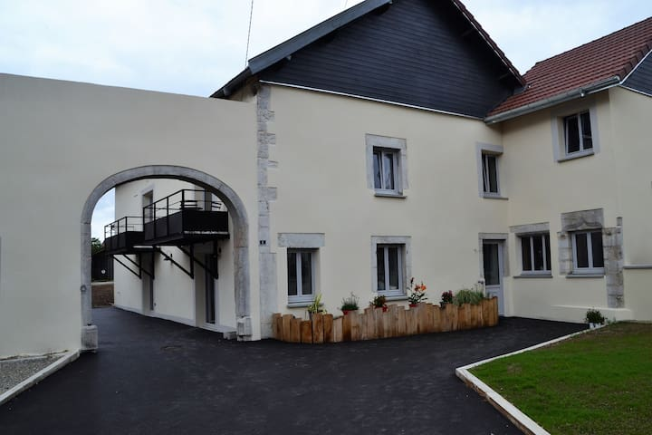 "Gîte ""Le p'tit Chazal du Jura"""