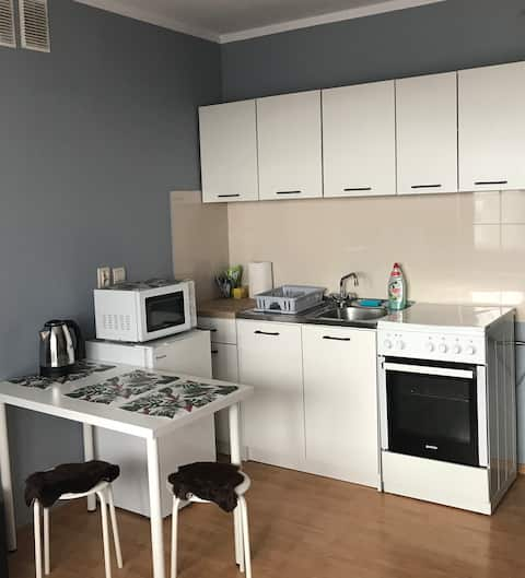 Przytulny apartament typu studio