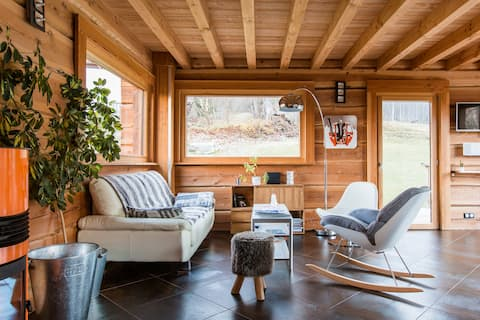 Family Fun at a Trendy Retreat at the Foot of Mont Blanc