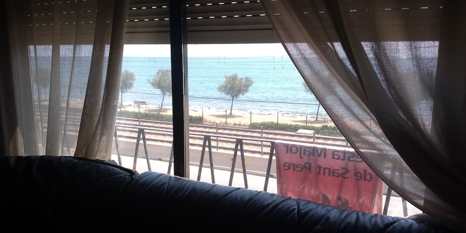 Special beautiful old house with sea's view,1*line