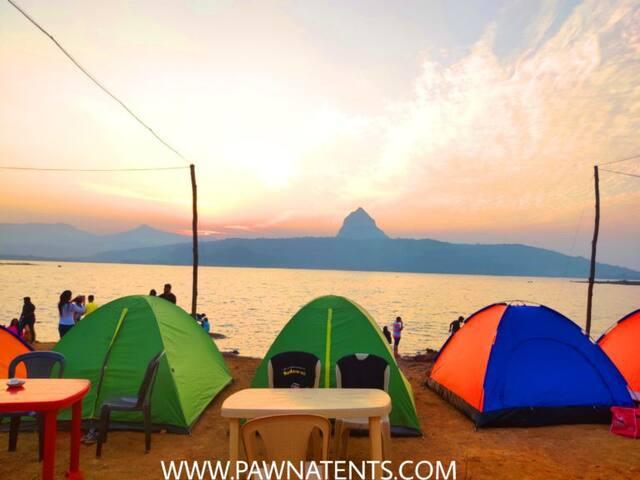 Pawana Lake Nature Camping