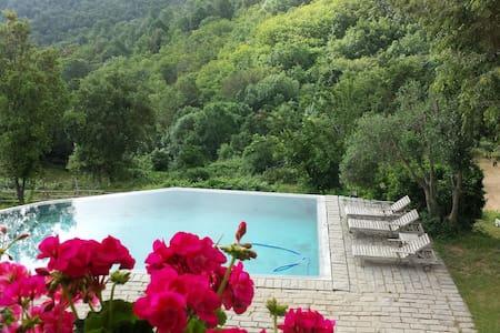 casita n pleno corazón del Montseny. La Cort Solei