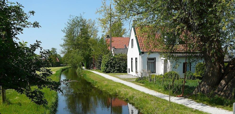 Prachtig gelegen huis te huur - Echten - House