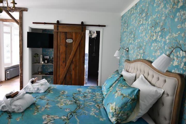 Bij ons B&B - logeren in de sfeer van van Gogh.