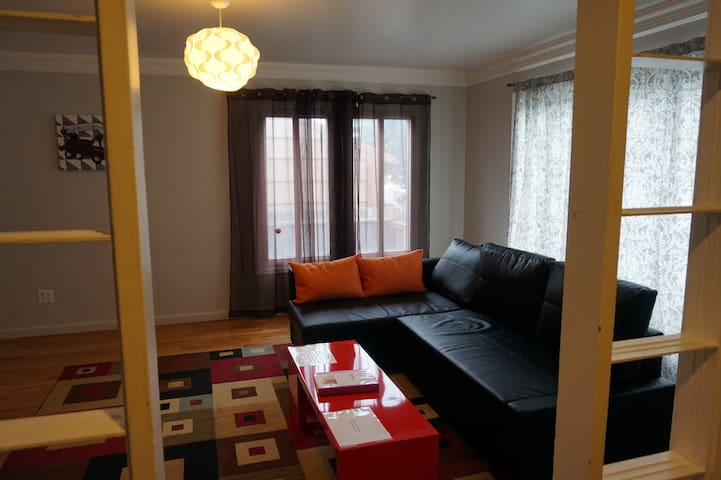 1 bed/1 livingRM/1bath (airport)