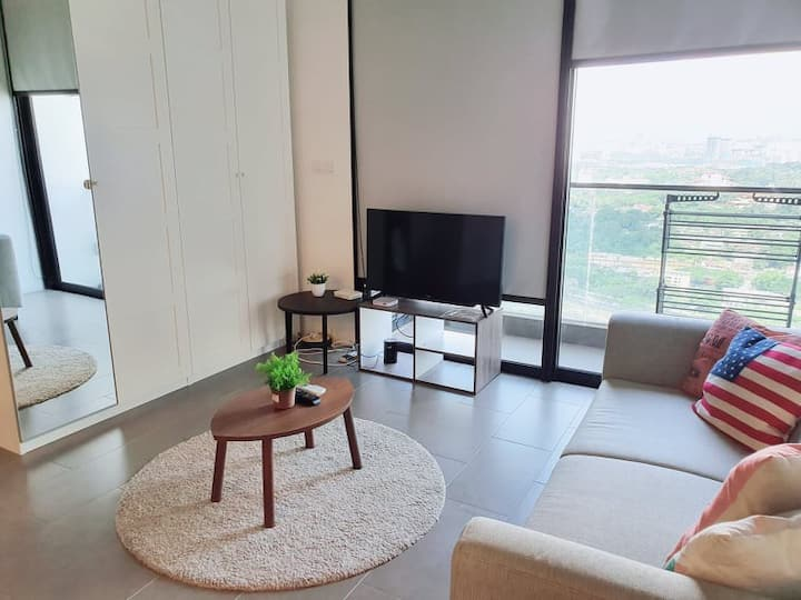 Sanitized Loft Suite in KL Sentral | Bangsar LRT