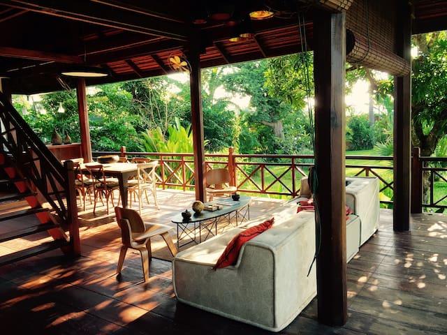 Srae-Prang - Krong Siem Reap - Rumah