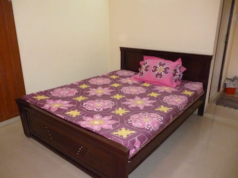 Fully furnished, safe, comfortable private room