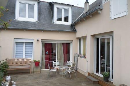 maison proche de la plage, claire, cosy, - Saint-Quay-Portrieux