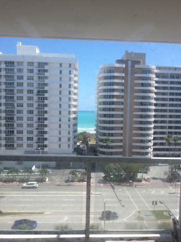 Very Large one bed - Ocean view SoBe - Miami - Condominium