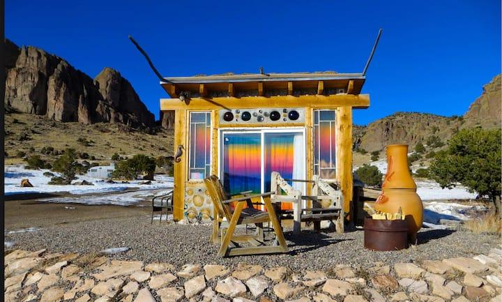 "The ""Mermaid Cottage"" Del Norte"