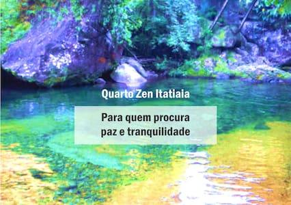 Quarto Zen Itatiaia RJ - Itatiaia